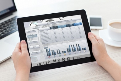 TabletBizz Closed Loop Marketing rendszer fejlesztése