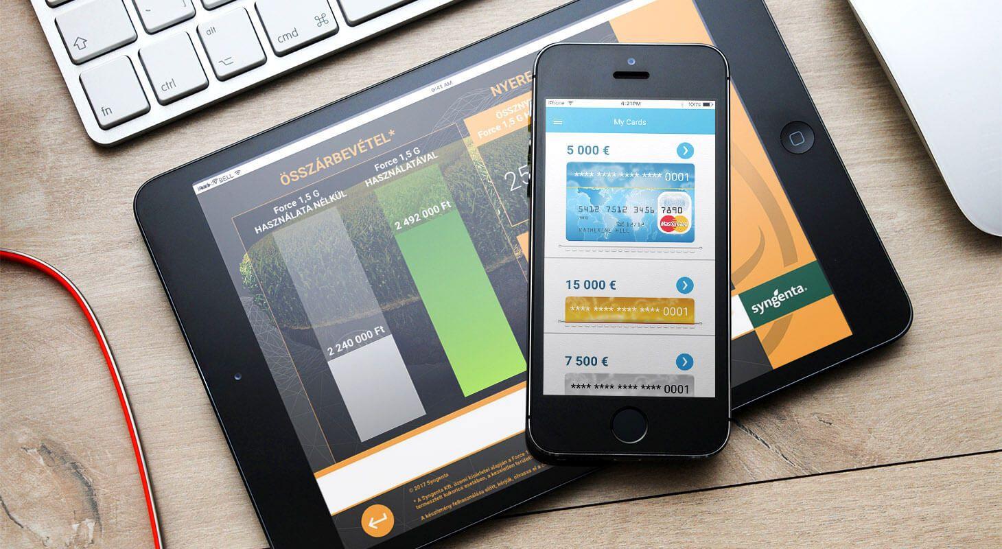 printosh mobil fejlesztés