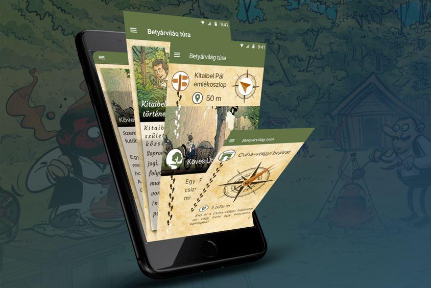 applikáció fejlesztés