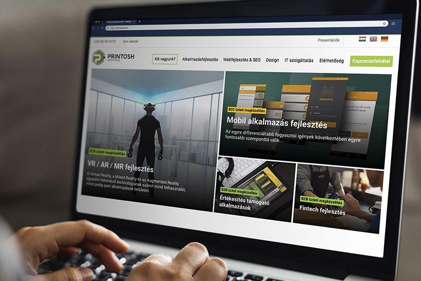 weboldal fejlesztés webfejlesztés Lead generálás