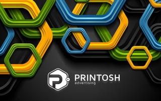 ux design tervezés Printosh Advertising alkalmazásfejlesztés