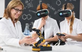 Alkalmazásfejlesztés VR alkalmazás fejlesztés