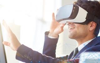 VR alkalmazás B2B marketing